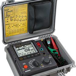 Đồng hồ đo điện trở cách điện Kyoritsu 3128