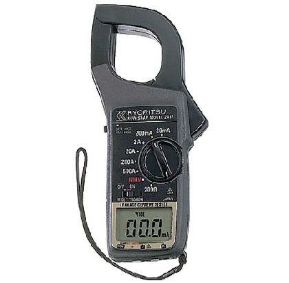 KYORITSU 2412 - Ampe kìm đo dòng dò KYORITSU 2412