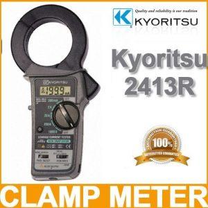 KYORITSU 2413R - Ampe kìm đo dòng dò KYORITSU 2413R
