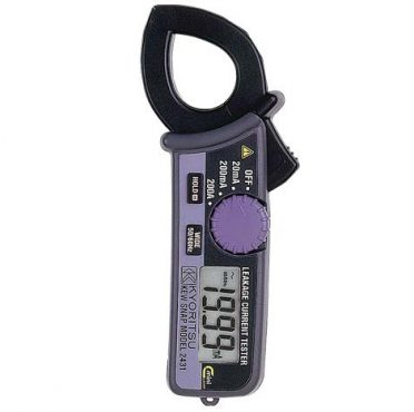KYORITSU 2431 - Ampe kìm đo dòng dò KYORITSU 2431