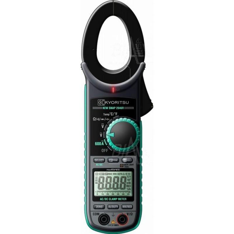 Kyoritsu 2046R - Ampe kìm AC-DC KYORITSU 2046R, K2046R