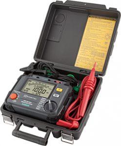 Máy đo điện trở cách điện Kyoritsu 3025A