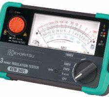 Đồng hồ đo điện trở cách điện Kyoritsu 3431 (1000V/2000MΩ)