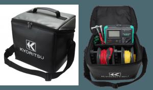 Hộp mềm đựng máy Kyoritsu 41005DL