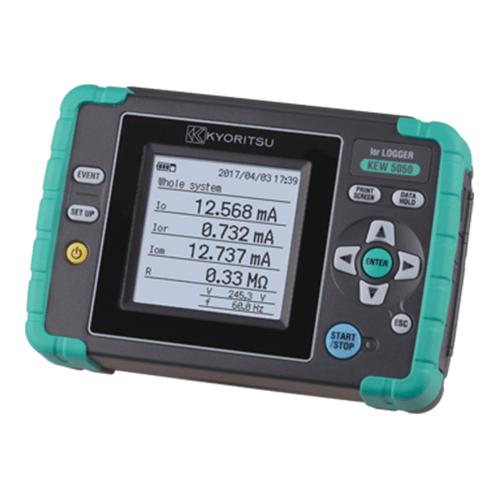 Máy đo phân tích công suất 4 kênh KEW 5050 ( Kyoritsu 5050)