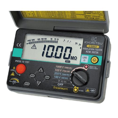 Đồng hồ đo điện trở cách điện Kew 3023A ( Kyoritsu 3023A)