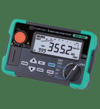 Máy đo điện trở cách điện Kyoritsu 3552