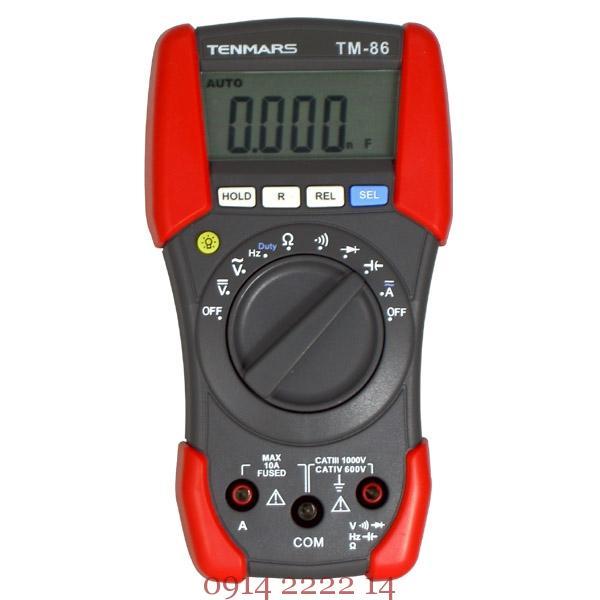 Đánh giá đồng hồ vạn năng Tenmars TM-86